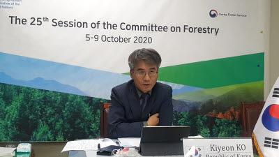 산림청, 유엔식량농업기구 산림경영성과 '임목축적 증가율' 1위