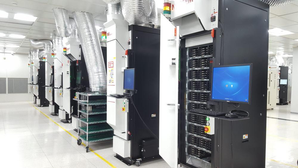 큐알티의 신뢰성 평가 및 불량 분석 서비스 설비 전경 (사진=큐알티)