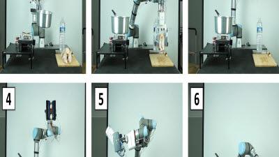 기계연, 언택트 시대 위한 '만능 그리퍼' 로봇기술 확보