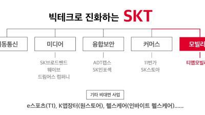 SK텔레콤 '5대 사업부 체제' 재편... 기업가치 제고 기대