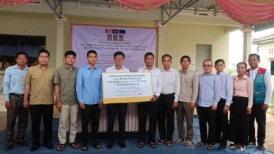 KB국민카드, 캄보디아에 ESG 경영 이식한다