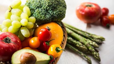[주말 tip? trip!]건강을 지키는 채식주의 식습관은