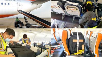 제주항공, 기내 화물운송 사업 시작...태국 방콕 첫 비행