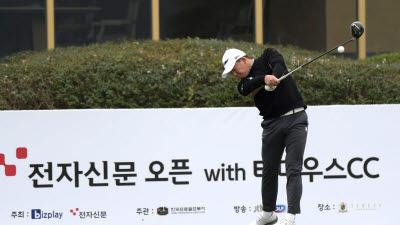 (2R)'대상 출신' 김승혁, 시즌 최고 성적 순항