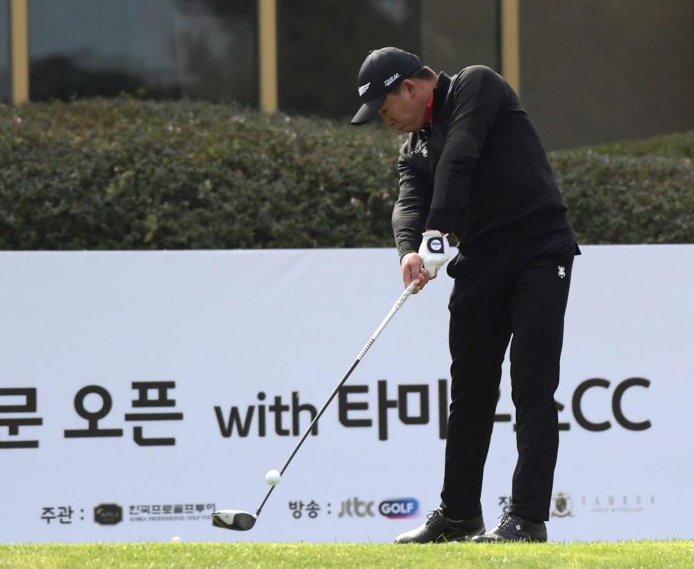 [비즈플레이-전자신문 오픈](FR)김승혁, 우승을 향한 파워 드라이버샷