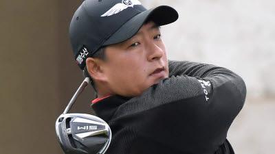 (FR)김승혁, 우승을 향한 파워 드라이버샷