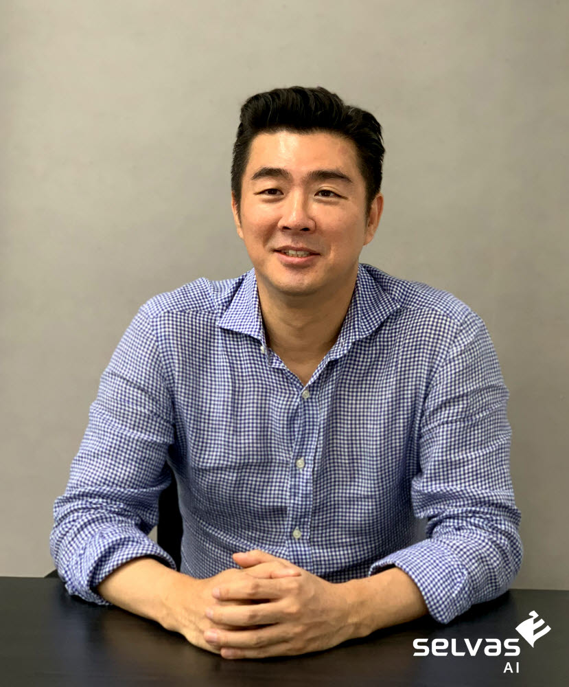 """[AI 사피엔스 시대]곽민철 셀바스 AI 대표 """"차별화한 기술로 지속 성장 이끌 것"""""""