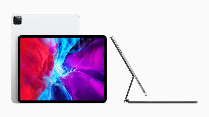 지난 3월 출시된 애플 아이패드 프로. 내년 신제품에 미니 LED 백라이트 LCD가 적용될 전망이다.<사진=애플>