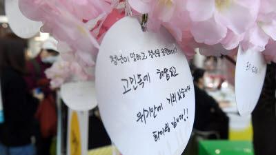 대한민국 청년 파이팅