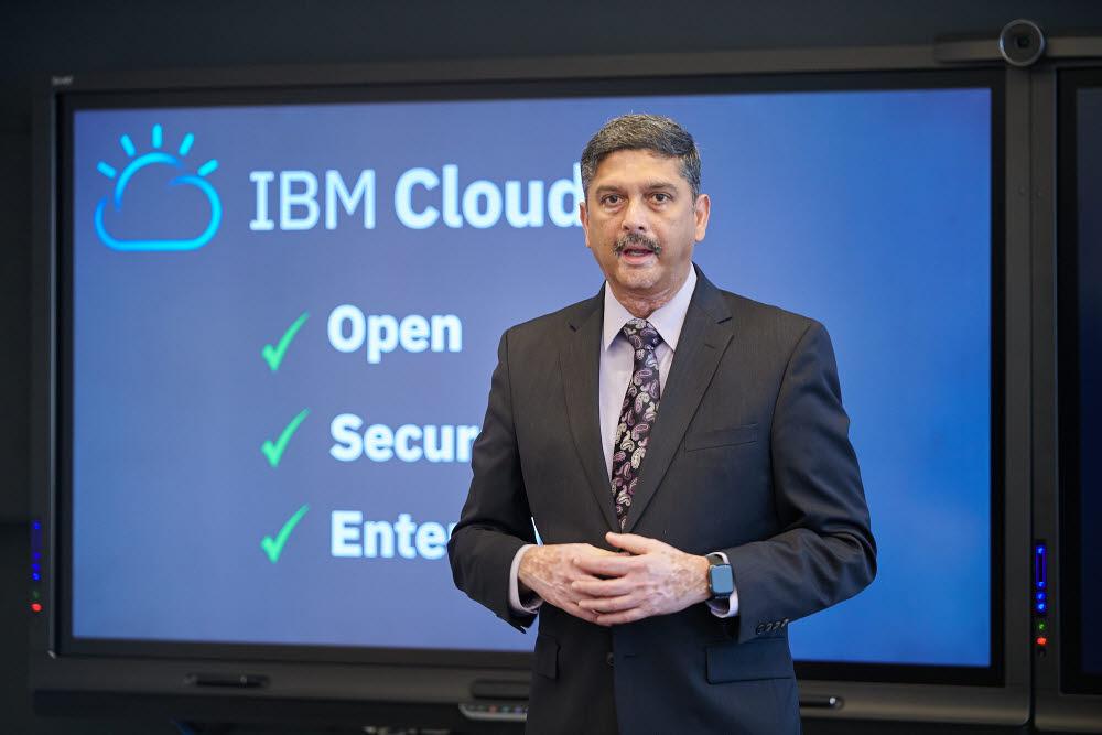 해리쉬 그라마 IBM 퍼블릭 클라우드 글로벌 총괄