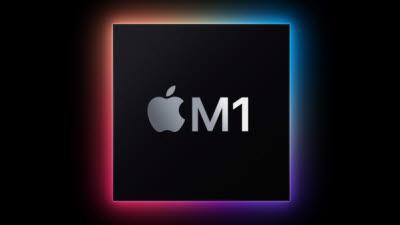 애플, 자체 칩셋 'M1' 공개... 맥북 에어·프로 등 첫 탑재
