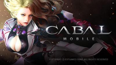 '카발 모바일' 태국 앱스토어 인기 게임 1위 올라