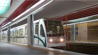 SKD하이테크, 세계 최초 다차종 열차 승강장용 '로프스크린도어' 상용화… 해외시장 개척