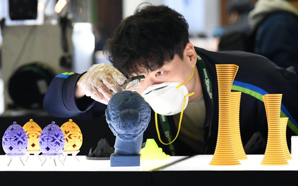 다양한 3D프린팅의 세계 '인사이드 3D프린팅 컨퍼런스&엑스포'
