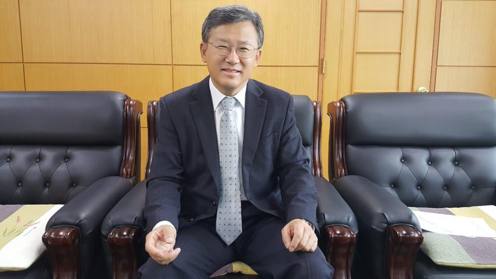 김명수 대전시 과학부시장
