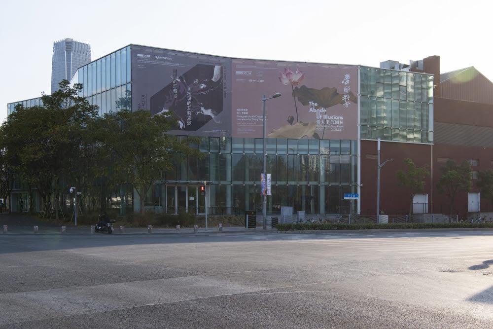 중국 상하이 유즈 미술관 전경 [사진제공=유즈 미술관(Yuz Museum)]