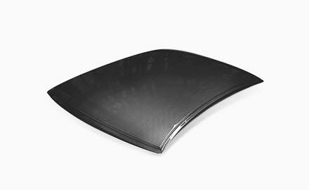 탄소섬유복합재(CFRP). 무게는 철의 4분의1 수준이며, 강도는 철의 5배 이상인 초고강도 섬유다. <자료 현대자동차 홈페이지>