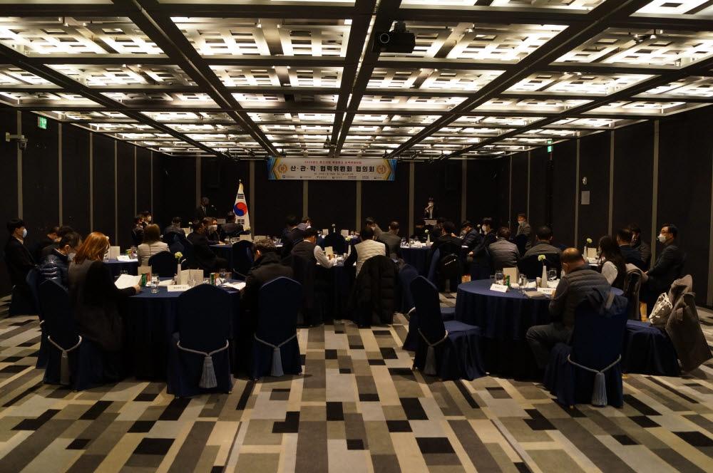 수원공고, 고졸채용 문화정책을 위한 산관학협의회 개최