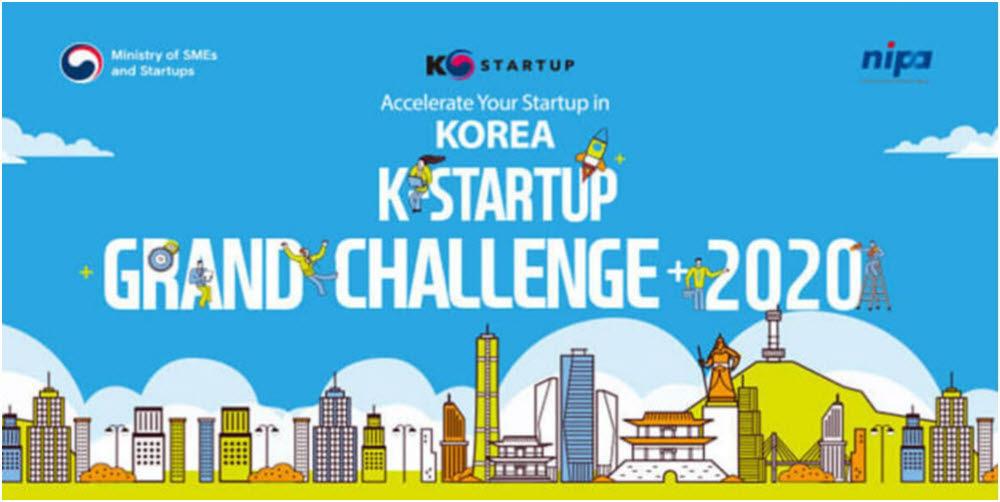 씨엔티테크, 'K-스타트업 그랜드 챌린지 2020' 데모데이서 2위팀 로켓쉽 배출