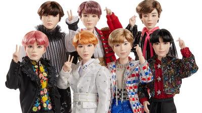 G마켓, 'BTS 프레스티지 패션돌' 선착순 한정 판매
