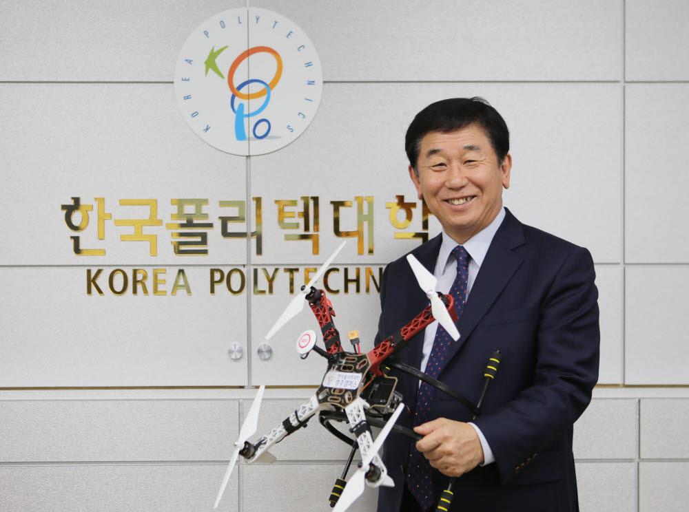 이석행 한국폴리텍대학 이사장.