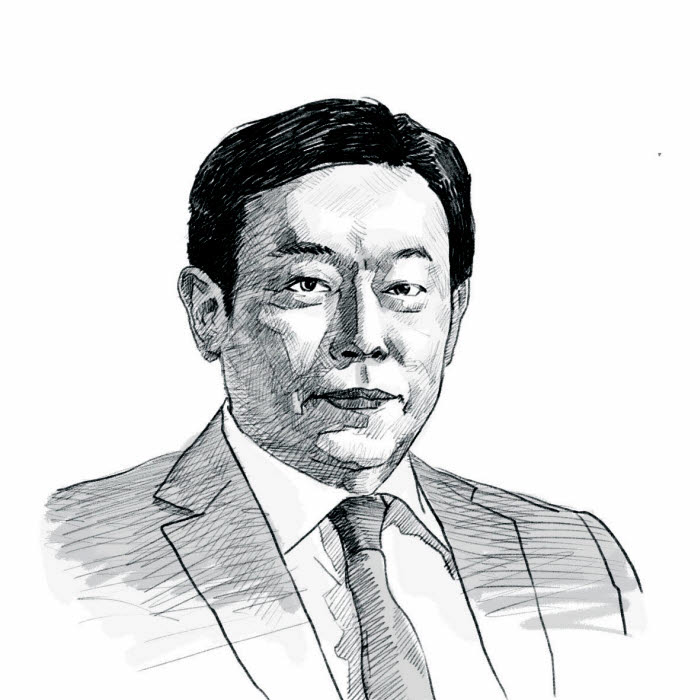 신동빈 롯데그룹 회장.