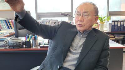 """[KAIST 50주년 기획]김우식 이사장 """"글로벌 '온리 원' 리더 배출 목표"""""""