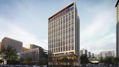 신세계조선호텔, '그래비티 판교' 내달 30일 오픈