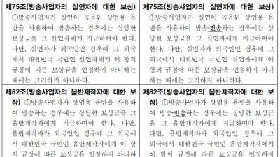PP협의회, '음악 전송보상청구권 OTT도 적용' 법개정 건의