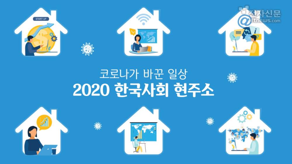 [모션그래픽]زندگی روزمره توسط کرونا تغییر می کند ... وضعیت فعلی جامعه کره در سال 2020