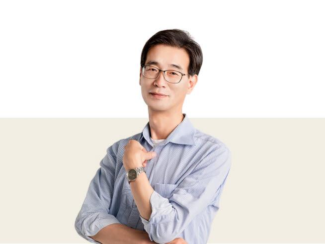 박범준 피알지에스앤텍 대표(부산대 분자생물학과 교수)