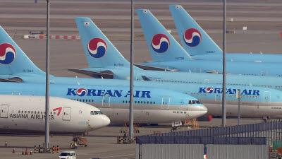대한항공, 아시아나 인수 시 국내 모바일 사용자 과반 이상 점유