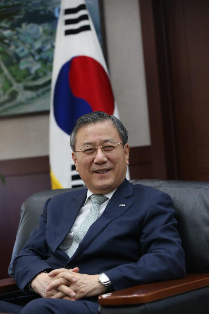 신성철 KAIST 총장