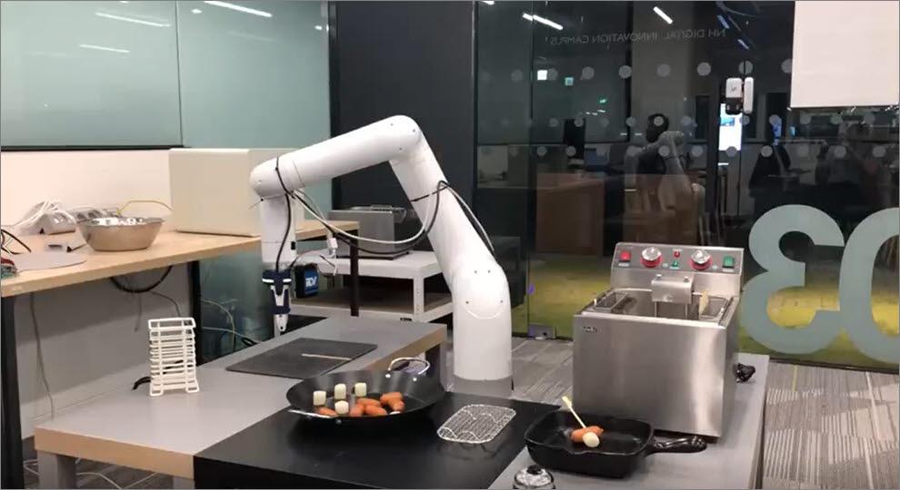 [인공지능이 바꿔놓은 일자리]랑데뷰, AI 앞세워 低비용 협동로봇 자동화 솔루션 개발