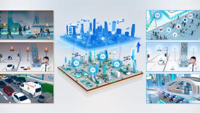 ETRI, 대전에 '디지털 트윈' 지능형도시 만든다
