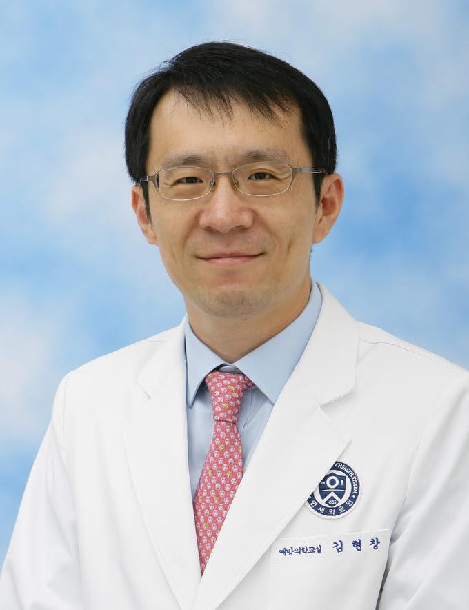 연세대의료원 초대 빅데이터실장을 맡은 김현창 연세의대 예방의학과 교수