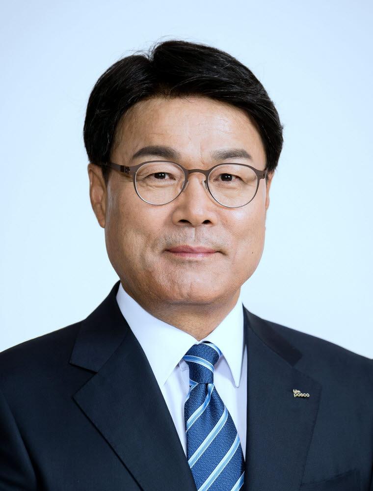 최정우 포스코그룹 회장. [사진= 포스코 제공]
