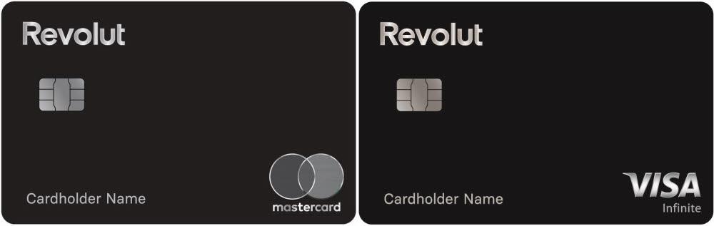 코나아이가 영국 핀테크 기업 레볼루트에 공급하는 메탈카드.