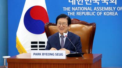 박병석 국회의장, 취임 6개월 한반도 주변국 정상과 연쇄회담 마무리