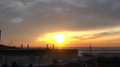 SK이노베이션, 울산 CLX서 새해 첫 해맞이 생중계