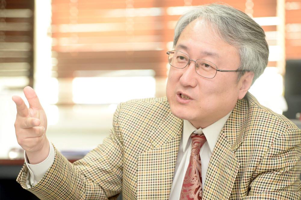 이성환 인공지능대학원협의회장