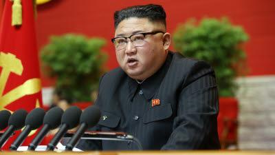 """김정은, 경제 실패 자인...""""경제발전 5개년 전략 수행, 엄청나게 미달"""""""