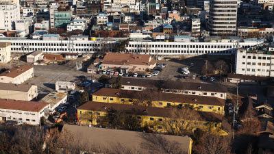 국립중앙의료원 '극동 공병단 부지'로 신축·이전