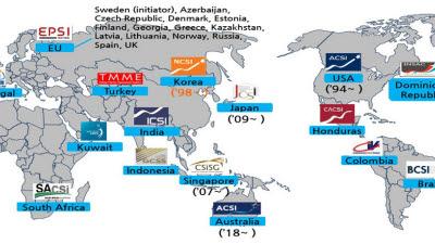 [2020 NCSI 조사]세계 속의 한국 NCSI…미국 ACSI 평균 점수 대비 2.6 점 높아