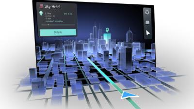 콘티넨탈, 히어·레이아와 '3D 내비게이션' 공동 개발