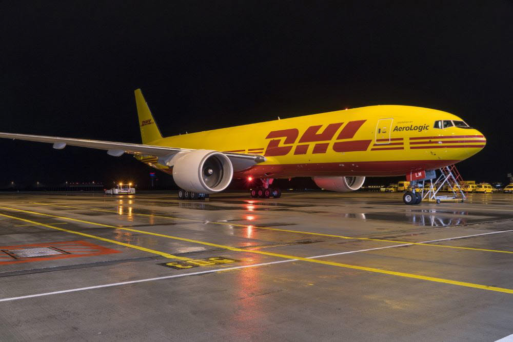 DHL 익스프레스가 8대 추가 발주한 보잉 777 화물기