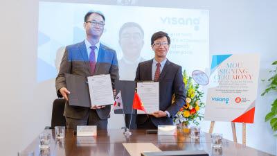 비상교육, 베트남 출판기업 알파북스와 MOU 체결