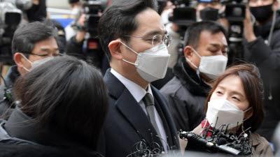 이재용, 법정구속...설마 했던 삼성 '패닉'