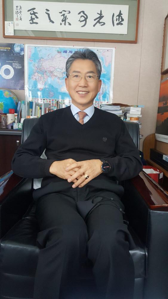 김병순 대덕이노폴리스벤처협회장