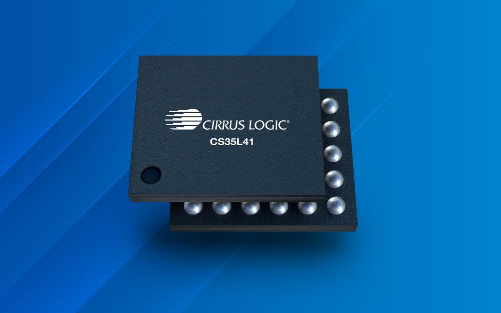 시러스 로직 오디오 앰프 CS35L41 칩